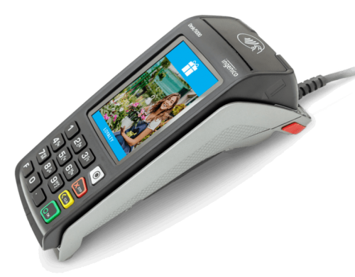 Ingenico Desk 5000 Clearly Payments
